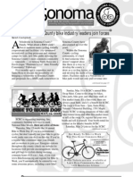 ma Newsletter, 21, Sonoma County Bicycle Coalition