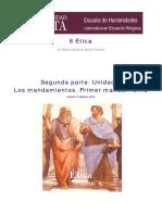 Editado EticaII U1 Introd 1er Mandamiento