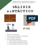 Apuntes análisis sintáctico