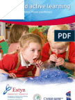 Play and Active Learning Toolkit  EYFS