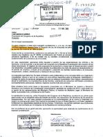 Proyecto de Ley de Búsqueda de Personas Desaparecidas 1980-2000.