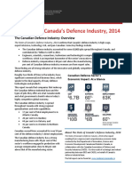 160525-State of Canada's Defence Industry 2014