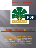 Palm Oil Mill Presentation