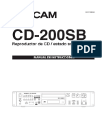 Manual Tascam CD200SB.pdf