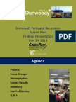 Dunwoody Parks Rec Survey Findings Presentation Public Final 5-24-16