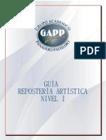 Nivel i Reposteria Actualizada 2015