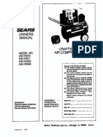 Sears Air-Comp. L0803436