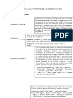 Informe Técnico Caracteristicas de r.s