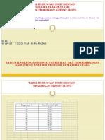 Tabel Hubungan Suhu Dengan Derajat Keasaman (Ph) Dalam Prakiraan Nernst Slope