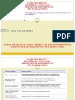 Tabel Pencemaran Lingkungan Berdasarkan Kategori Polusi Dan Dampak Polusi