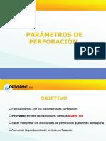 Parametros de Perforacion