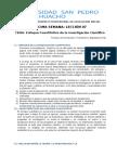 Leccion 07 Enfoque Cuantitativo de La Investigacion Cientifica