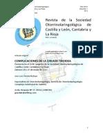 Dialnet-ComplicacionesDeLaCirugiaTiroidea-3686658