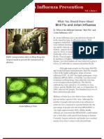Avian Influenza Tip Sheet for Consumers