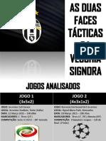 Analisis Juventus