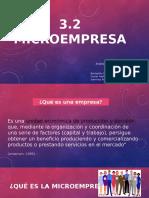Presentacion microempresas