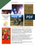 Kathok Centre Newsletter 2016