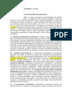 Direito Internacional Público - 2º GQ