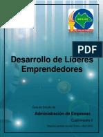 Desarrollo de Líderes Emprendedores, II Lae