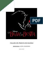 Bella y Bestia 2015