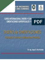 1. Diseno Cimentaciones-Conceptos Teóricos y Aplicaciones Prácticas