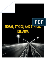 C1 - Moral Ethics Ethical Dilemma[1]