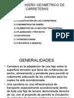 Tema 2 1 DG Carreteras Generalidades v2