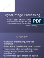 Digital Image Processing Overview