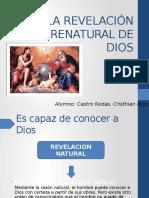 La Revelación Sobrenatural de Dios