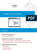 Dashboard 2.0 Overview