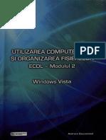 Utilizarea Computerului Si Organizarea Fisierelor ECDL-Modul 2