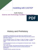 MatStudio castep_2