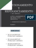2. FRACCIONAMIENTO Y REFINANCIAMIENTO enviar fiore.pdf