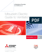 Mitsubishi Electric CPD Guide to Ventilation