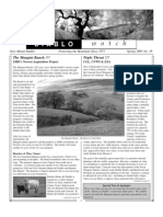 Diablo Watch Newsletter, Spring 2005 ~ Save Mount Diablo
