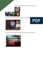 Contoh Penjualan Yang Menggunakan Vending Machine