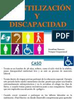 Infantilizacion y Discapacidad