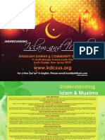 Understanding Islam and Muslim