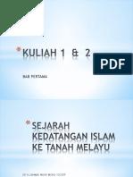 Islam Di Tanah Melayu