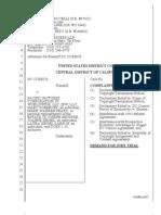 Complaint Dc Toberoff