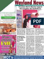 The Wayland News June 2016