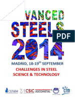 advanced steels 2014