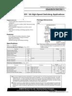 Datasheet c5611 Transistor