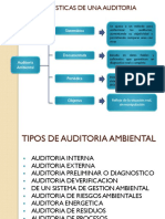 etapas de la Auditoria Ambiental