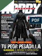 Hobby Consola s Issue 2862015