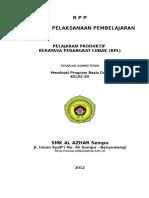 KK-19. Membuat Program Basis Data