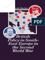 (Studies in Russian and East European History) Elisabeth Barker (auth.)-British Policy in South-East Europe in the Second World War-Palgrave Macmillan UK (1976).pdf