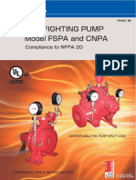 EBARA Catalogue Fire Pump