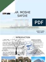 Moshe Safdie Report