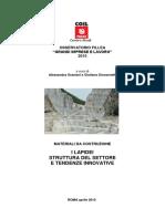 Oss Materiali_report Lapidei 2015_cgil